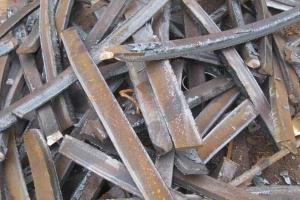 昆明某厂废铁回收