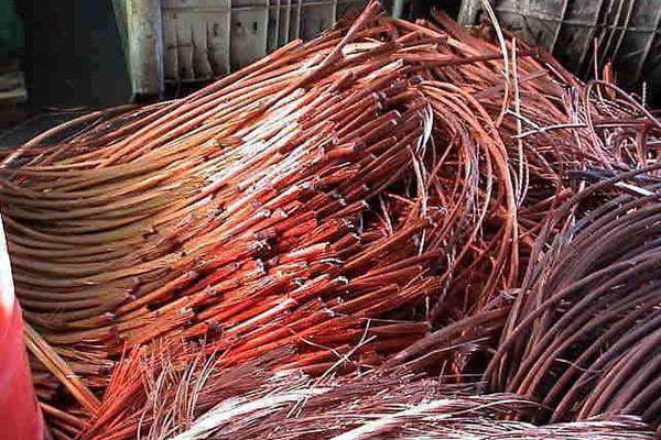 普洱铜线回收
