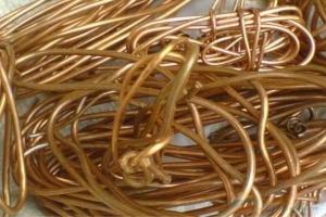 废旧铜线回收